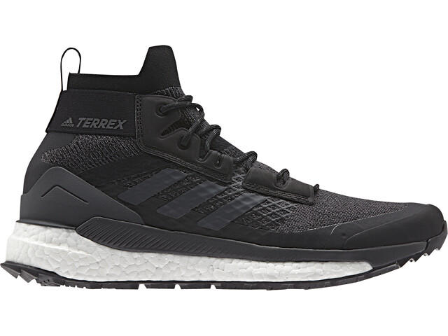 release date superior quality separation shoes adidas TERREX Free Hiker Hiking Shoes Men core black/gresix/active orange